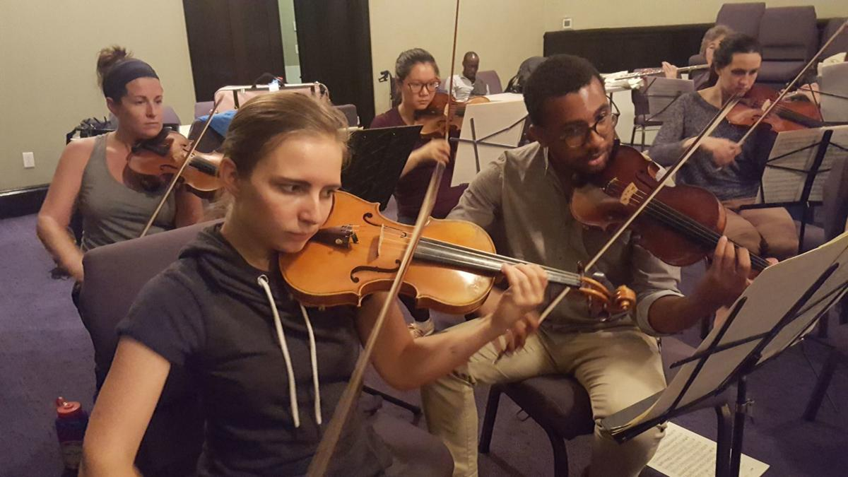 Healing Arts: Orchestra offers a safe place to shine