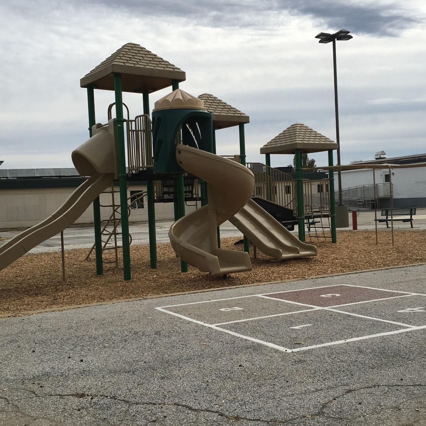 Green Acres School playground