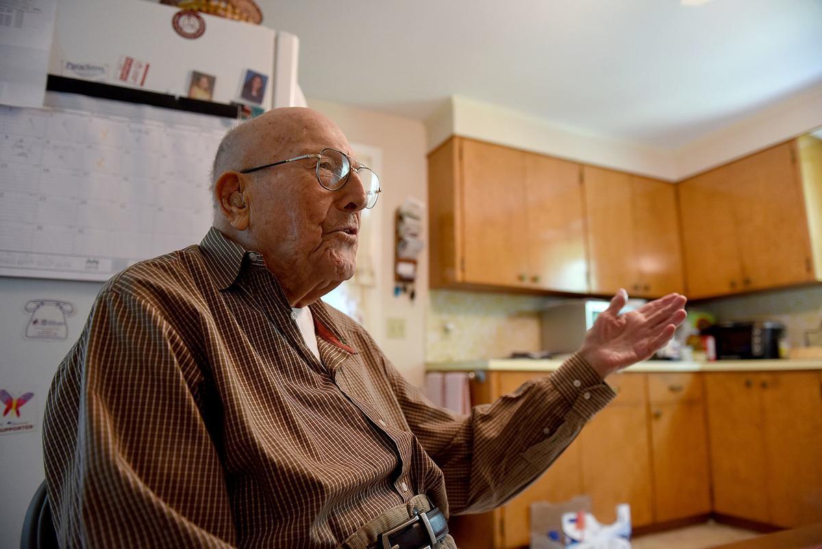 A century of life and love: Meet Bedford World War II POW Herk Streitburger