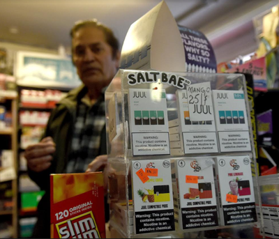 Taxing e-cigarettes gets serious look in NH