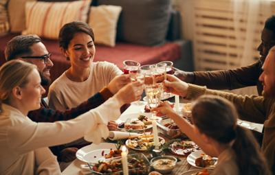 Stay flexible, and other dinner party hosting tips for beginners