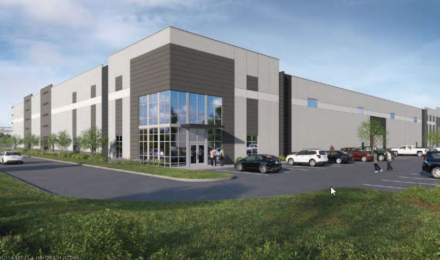 Distribution center to replace 'Granite Woods'