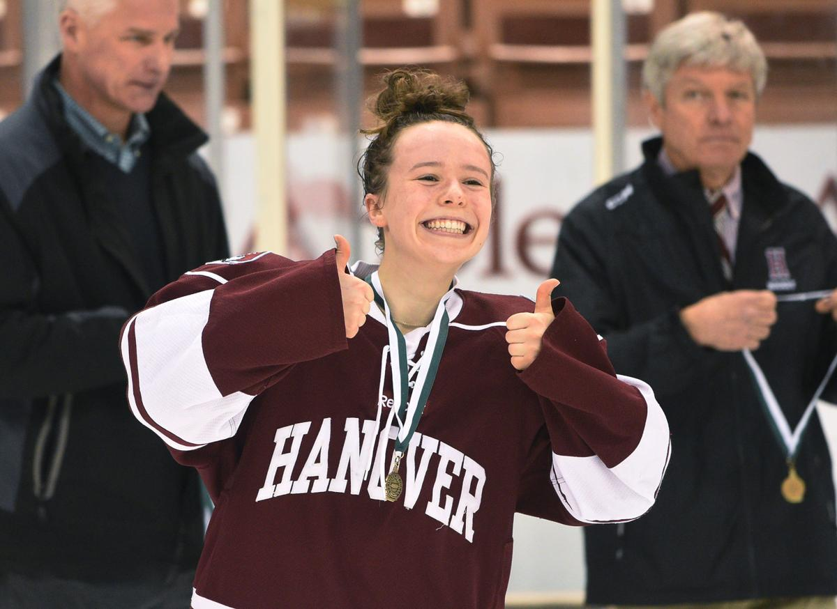 NHIAA Girls' Hockey