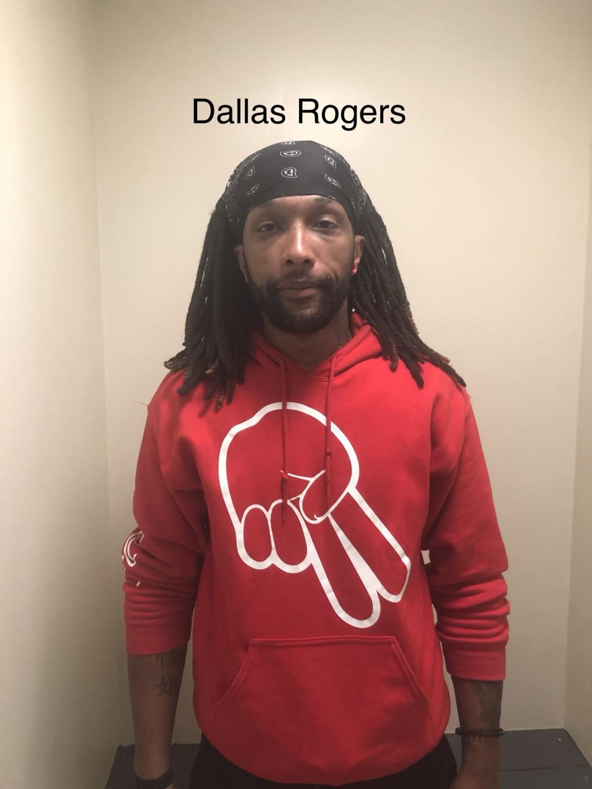 Dallas Rogers