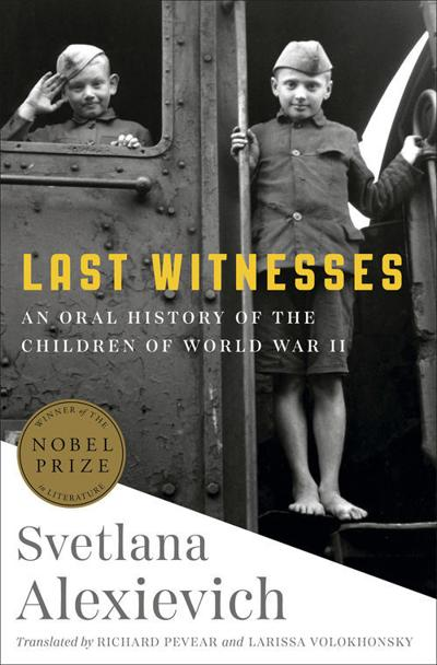 'Last Witnesses' shares the haunting memories of children of war