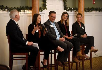 Innovation is more than the next killer app: Tech leaders share best practices at symposium