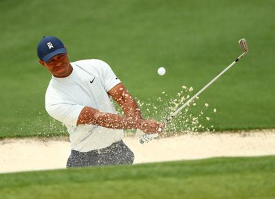PGA: Masters Tournament - Second Round