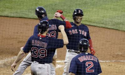 MLB: Boston Red Sox at Miami Marlins