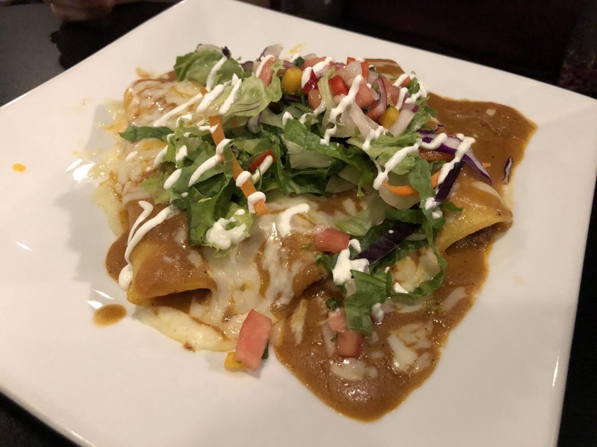 Enchiladas at Fridas