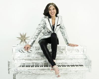 Marcia Ball's New Orleans party vibes