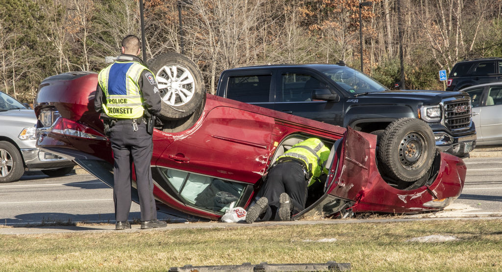 Hooksett Accident