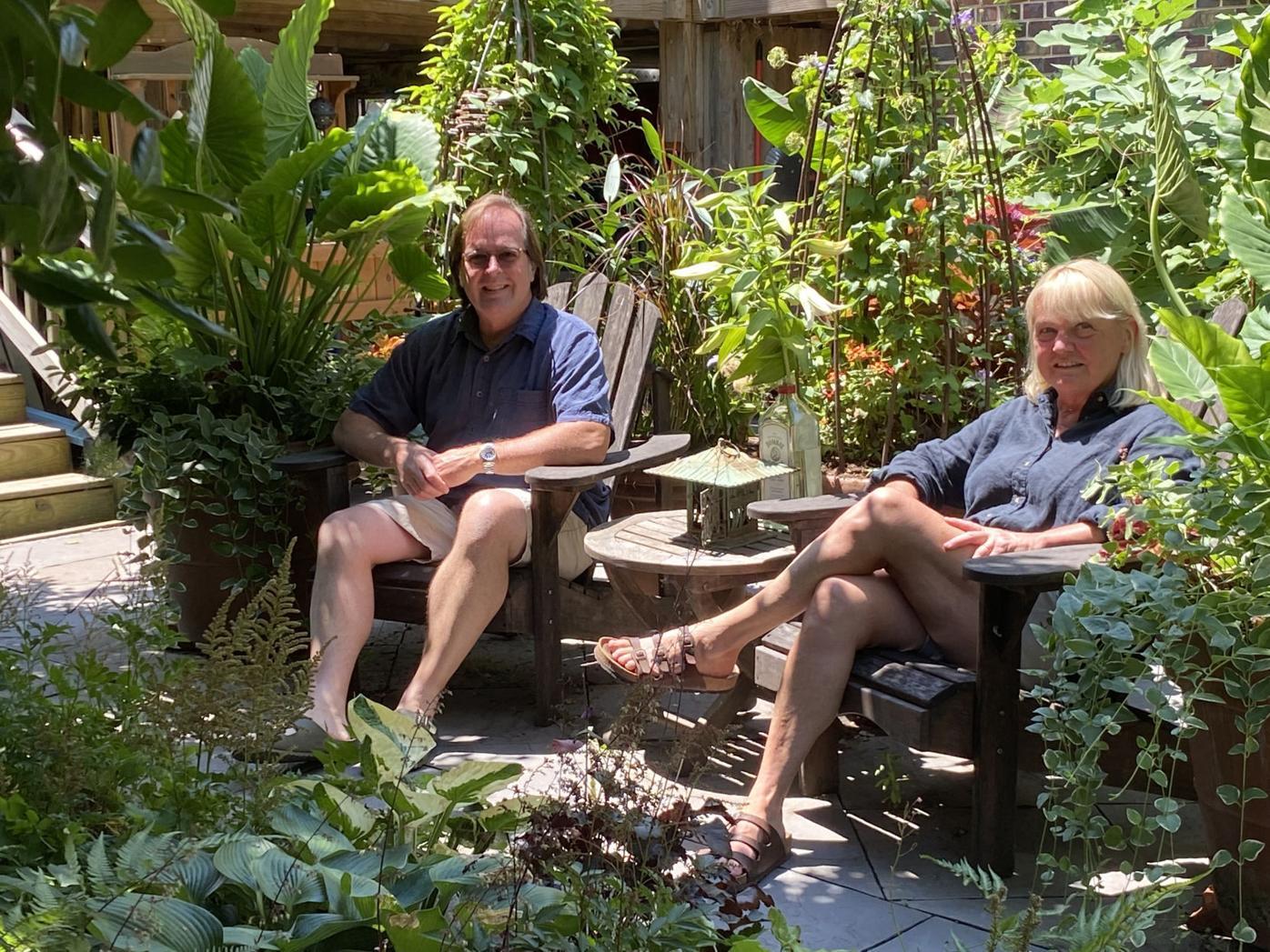 David Leider and Jane Gamble