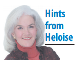 Hints from Heloise sig