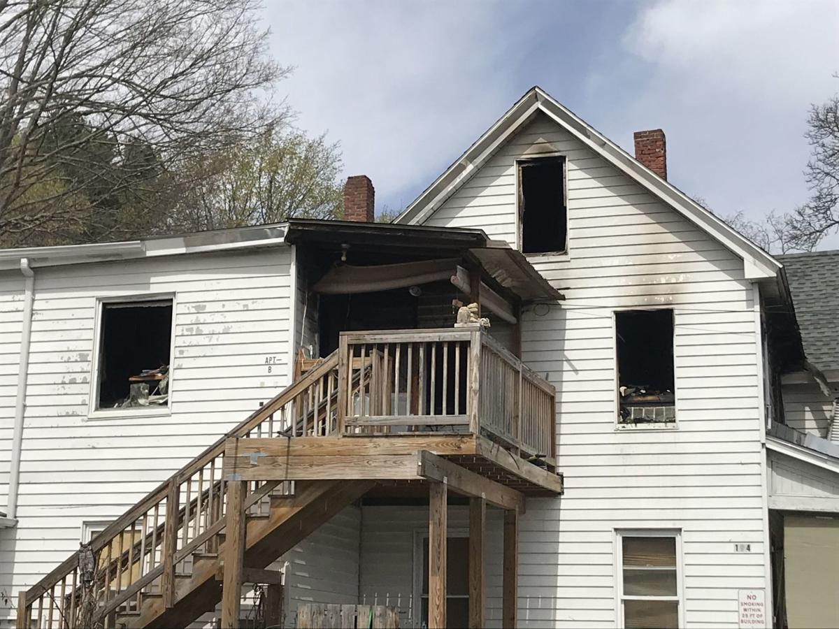 Man Rescued By Police From Hudson Fire Gets Charged With Arson