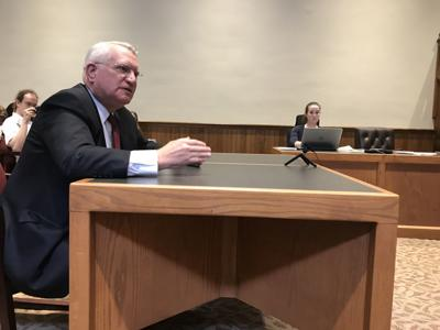 John Walters testifies at Senate hearing on HB 481