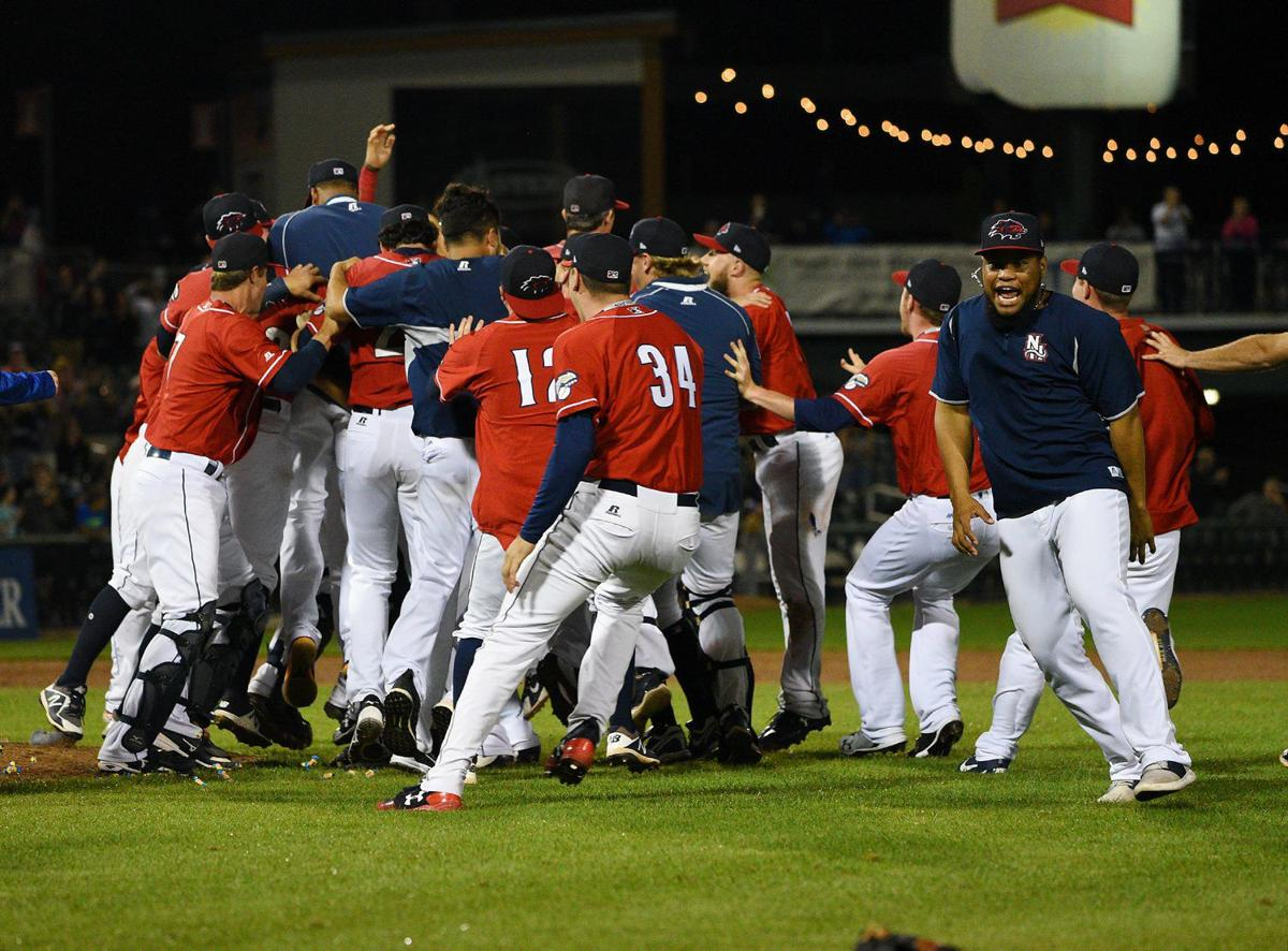 EL Championship Series: Sweep gives NH Fisher Cats third title