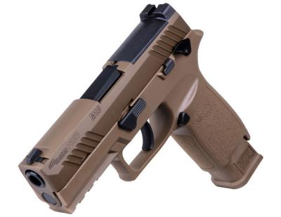 SIG Sauer unveils commercial version of the military's M18