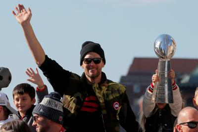 What now? Tom Brady is leaving the Patriots, that's what