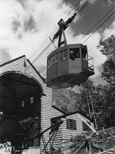 Cannon's first aerial tramway
