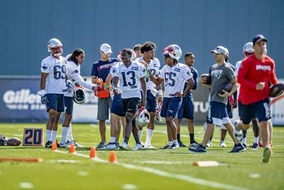 NFL: New England Patriots-Training Camp
