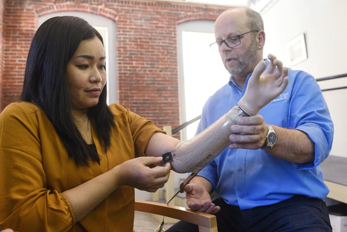 Next Step Bionics and Prosthetics