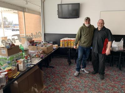 Derry food pantry