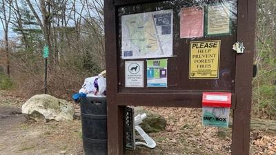 Wildcat Falls closed