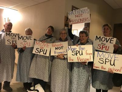 PSU protest