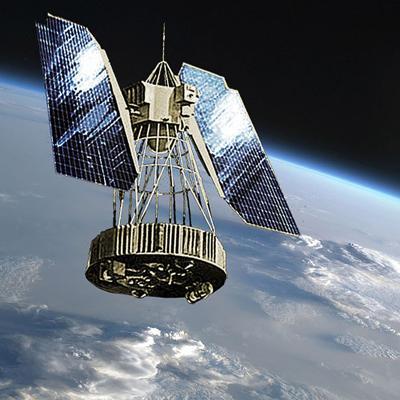 Nimbus 2 weather satellite