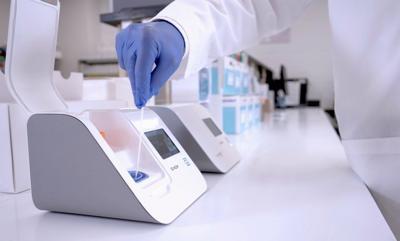 Abbott ID NOW rapid COVID test