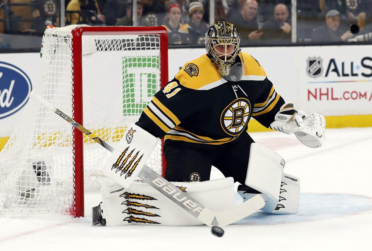 NHL: Nashville Predators at Boston Bruins