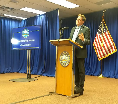Sununu releases 'road map' for police reform