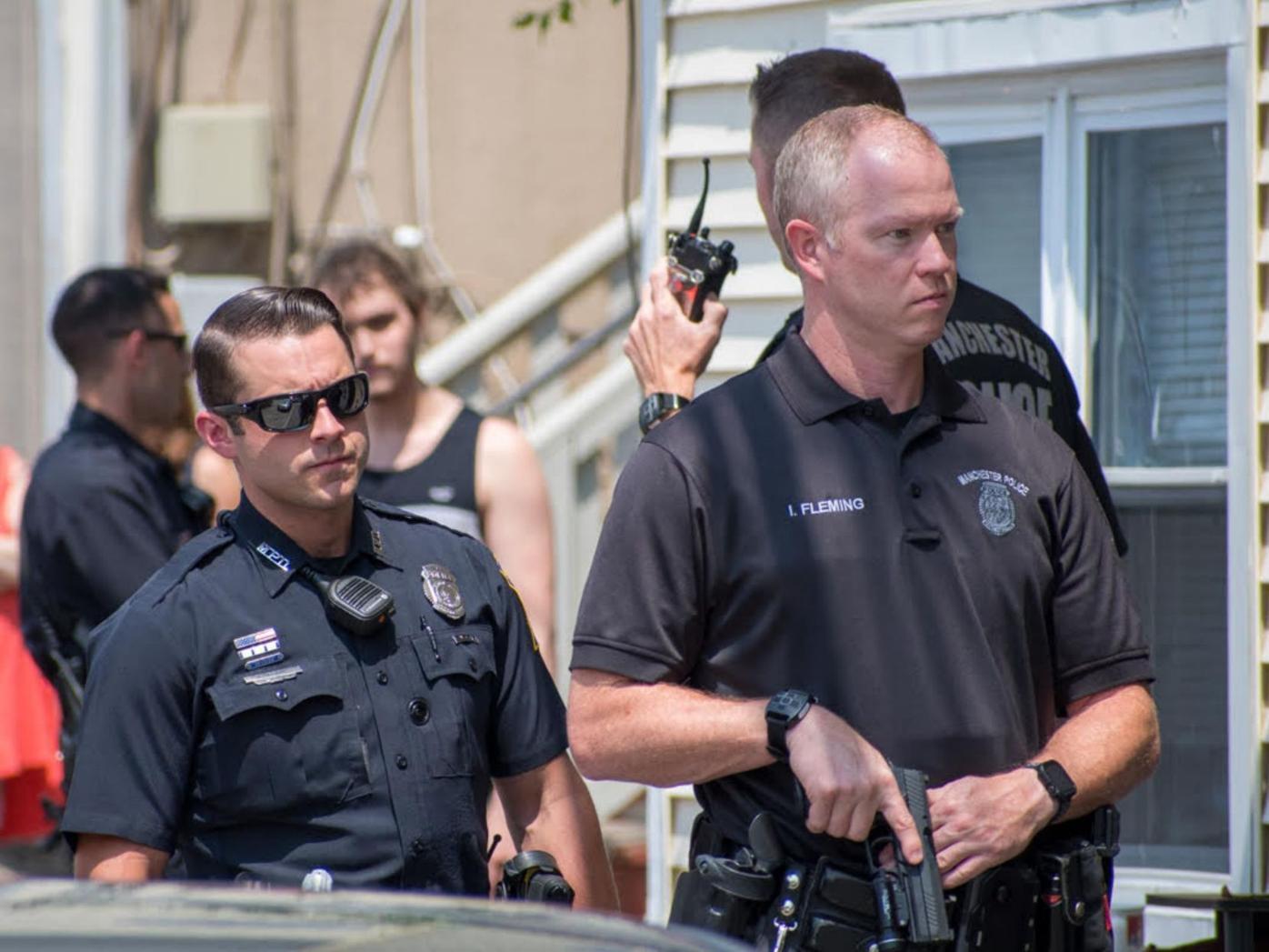 West Street investigation
