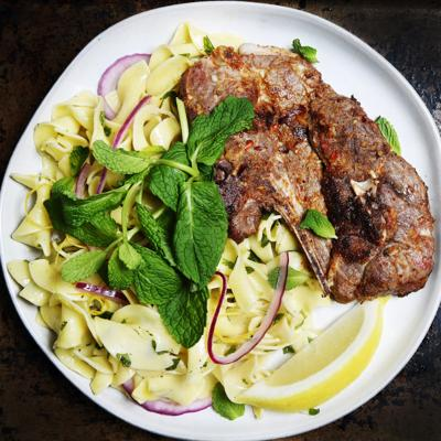 The better lamb chop