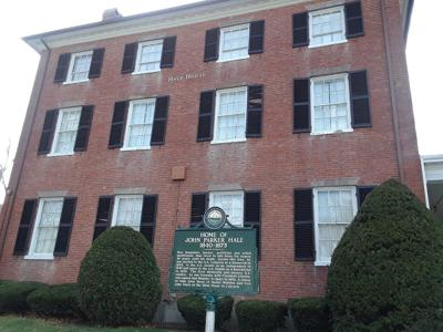 John Parker Hale home