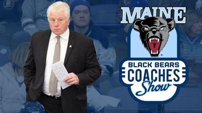 Red Gendron, Maine coach
