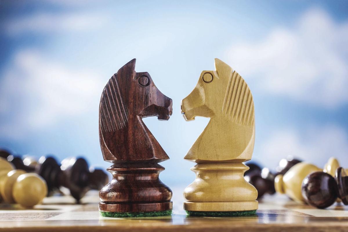 Thirty local chess players to take on champion David Vigorito