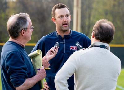 NEC coach Terry Doyle