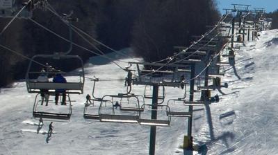 Waterville Valley Ski Lift