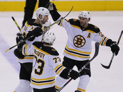 NHL: Stanley Cup Playoffs-Boston Bruins at Toronto Maple Leafs