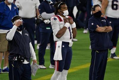 NFL: New England Patriots at Los Angeles Rams