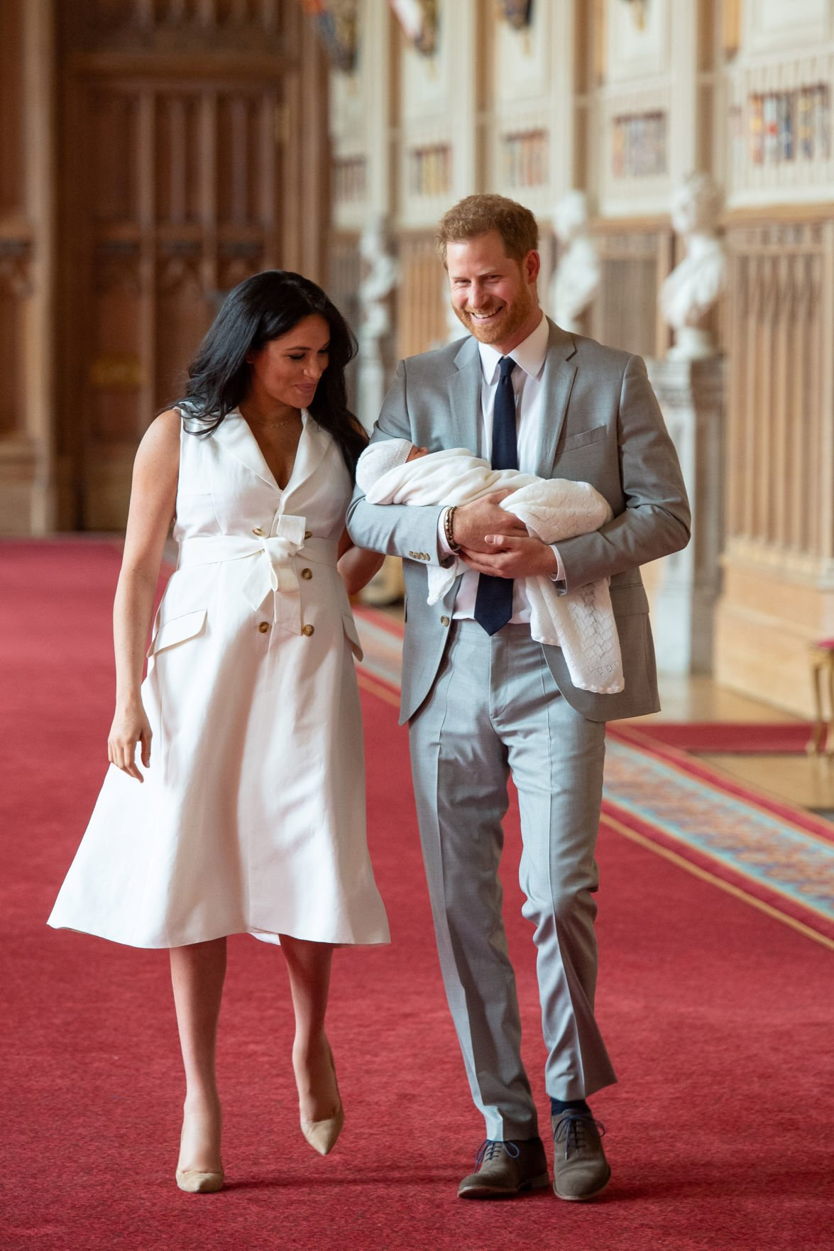 The subtle but important message Duchess Meghan is sending new moms about giving birth