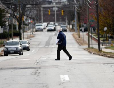 Manchester officials recommend making Maple Street traffic-calming changes permanent