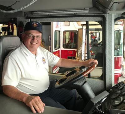 Bedford Fire Chief Scott Wiggin retiring