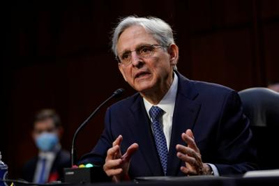 U.S. Senate panel holds hearing for attorney general nominee Garland