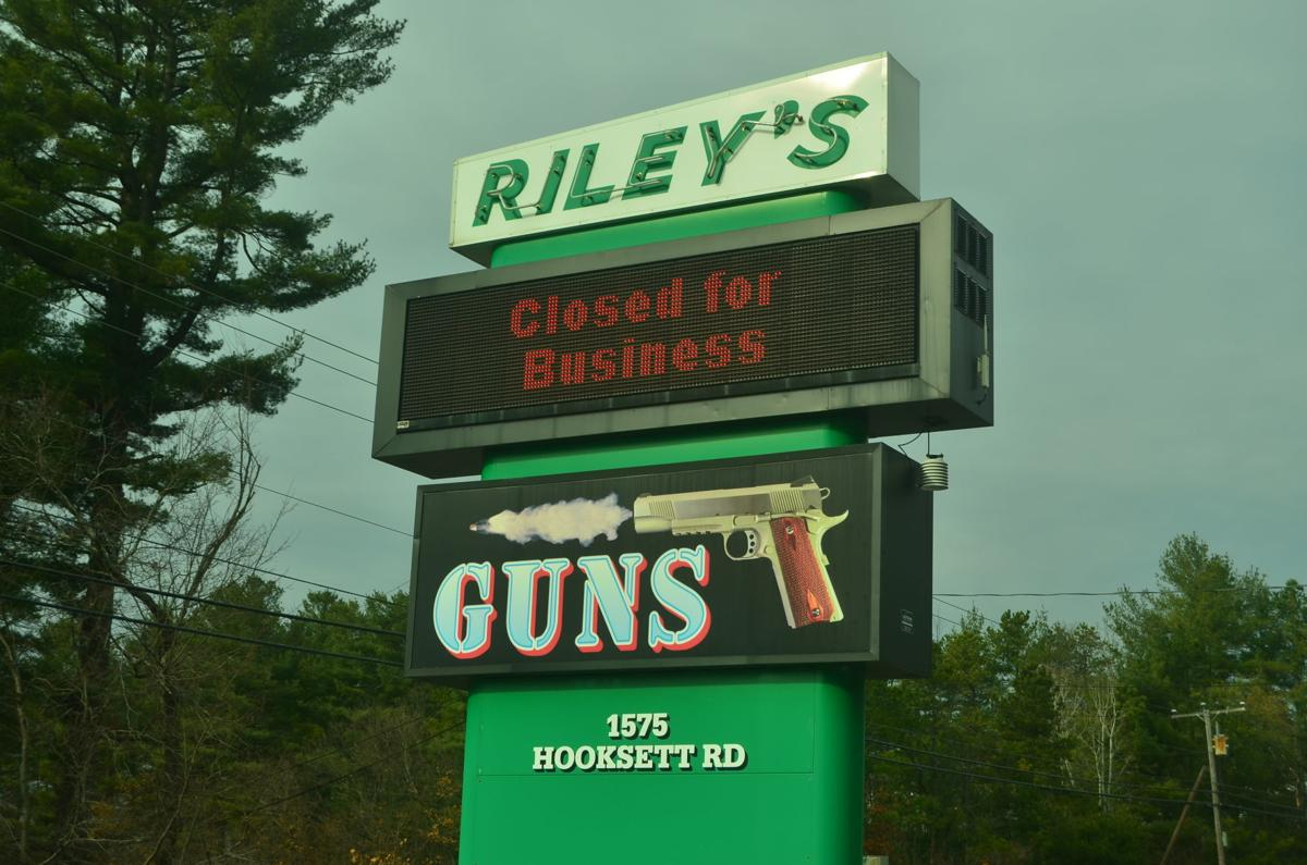 Riley's Sports Shop