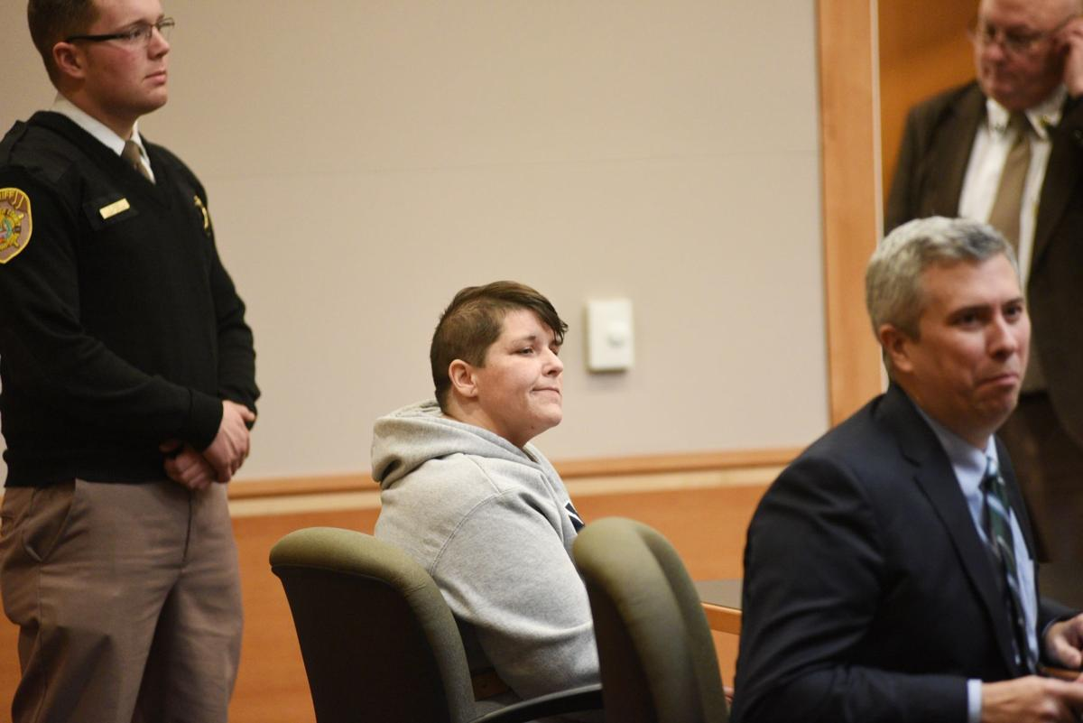 Former principal in court for arraignment