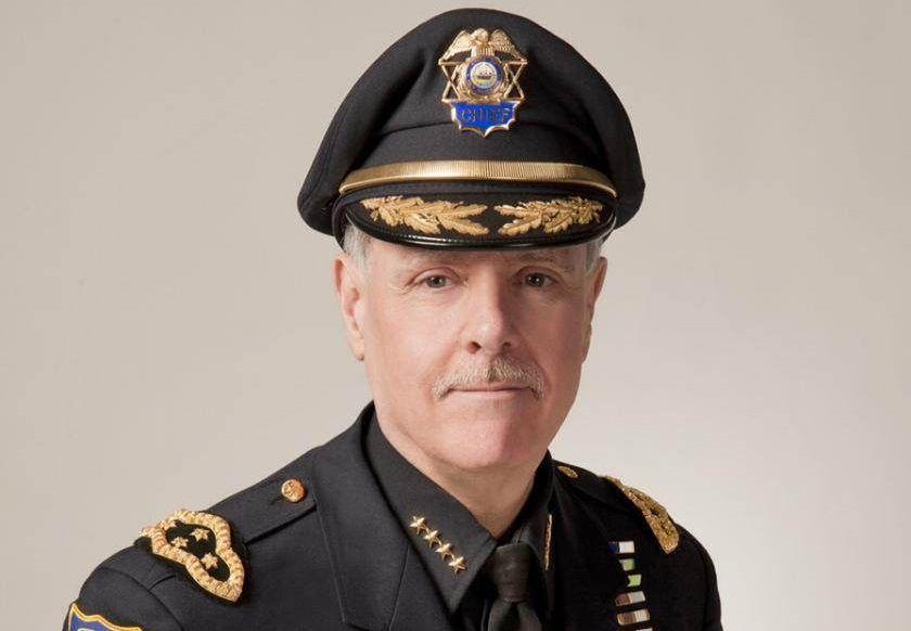 Salem Police Chief Paul Donovan