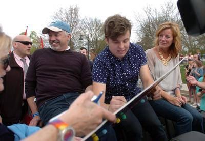 Alex Preston gets 'Idol' praise during Granite State homecoming