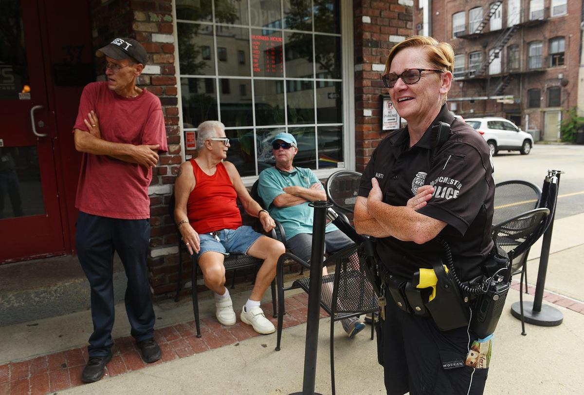 Mark Hayward's City Matters: Officer brings personal touch to downtown beat